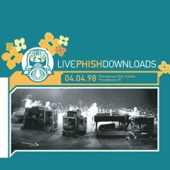 LivePhish 04/04/98 - Phish