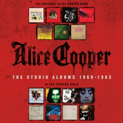 The Studio Albums 1969-1983 - Alice Cooper