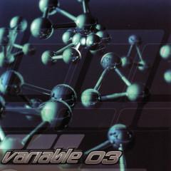 Variable 03 - Breastfed, Capsule, Electrostatic, Lunasect, Radianation