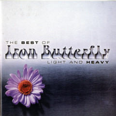 Light and Heavy/The Best of... - Iron Butterfly