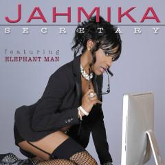 Secretary - Jahmika, Elephant Man
