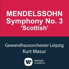 Mendelssohn: Symphony No.3 'Scottish' - Kurt Masur