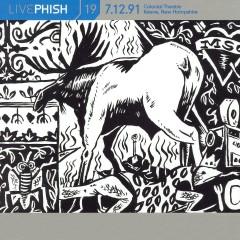 LivePhish, Vol. 19 7/12/91 (Colonial Theatre, Keene, NH) - Phish