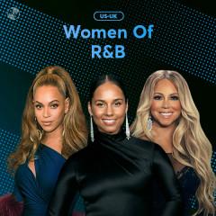 Women Of R&B!