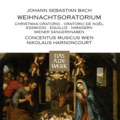 Bach, JS : Weihnachtsoratorium [Christmas Oratorio] (DAW 50) - Nikolaus Harnoncourt