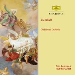 Bach: Christmas Oratorio - Fritz Lehmann, Günther Arndt, Berliner Philharmoniker, Helmut Krebs, Gunthild Weber