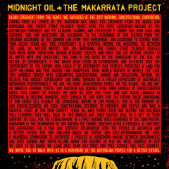 The Makarrata Project - Midnight Oil
