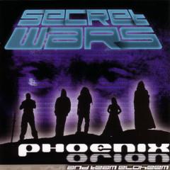 Secret Wars - Team Eloheem, Phoenix Orion