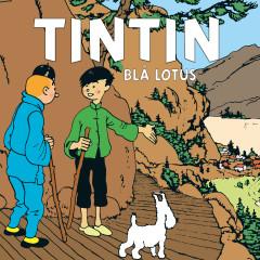 Blå Lotus - Tintin, Tomas Bolme, Bert-Åke Varg
