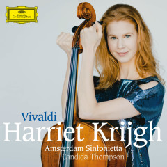 Vivaldi - Harriet Krijgh, Amsterdam Sinfonietta, Candida Thompson