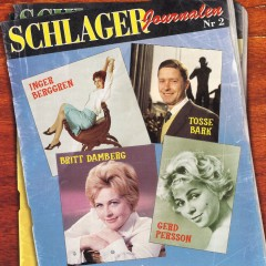 Schlagerjournalen 2 - Various Artists