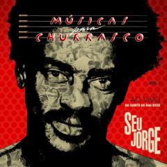 Músicas Pra Churrasco Vol.1 Ao Vivo - Seu Jorge
