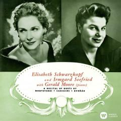 A Recital of Duets by Monteverdi, Carissimi & Dvořák - Elisabeth Schwarzkopf, Irmgard Seefried, Gerald Moore
