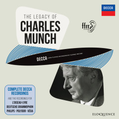The Legacy Of Charles Munch - Charles Munch