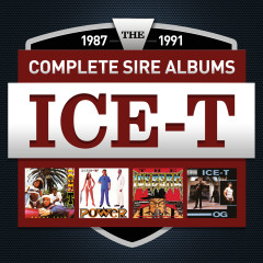 The Complete Sire Albums 1987 - 1991 (Ice-T) - Ice T