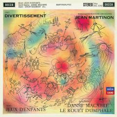 Ibert: Divertissement / Bizet: Jeux D'Enfants - Paris Conservatoire Orchestra, Jean Martinon
