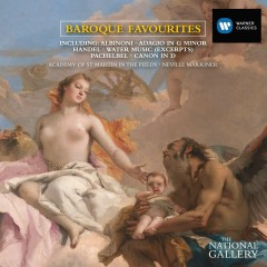 Baroque Favourites [The National Gallery Collection] (The National Gallery Collection) - Sir Neville Marriner