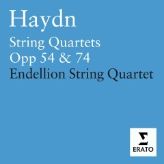 Haydn - String Quartets Opp.54 & 74 - Endellion String Quartet