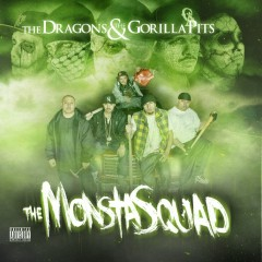 The Monsta Squad - The Dragons & Gorilla Pits