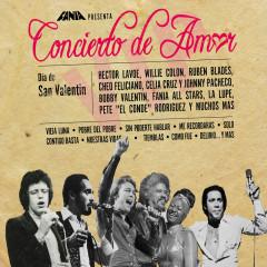 Fania Presenta: Concierto De Amor - Various Artists