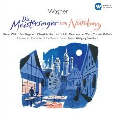 Wagner: Die Meistersinger - Bayerisches Staatsorchester, Wolfgang Sawallisch