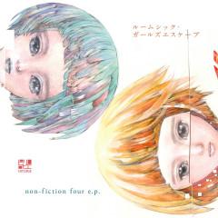 Roomsick Girlsescape / Non-fiction Four E.P. - hitorie