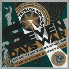 SEVEN DAYS WAR - Tetsuya Komuro