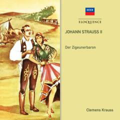 Strauss: Die Zigeunerbaron - Clemens Krauss, Wiener Philharmoniker, Alfred Poell, Karl Dönch, Julius Patzak
