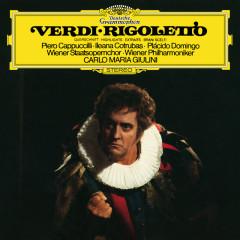 Verdi: Rigoletto - Highlights - Ileana Cotrubas,Hanna Schwarz,Plácido Domingo,Piero Cappuccilli,Wiener Philharmoniker