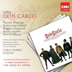 Verdi: Don Carlo - Carlo Maria Giulini