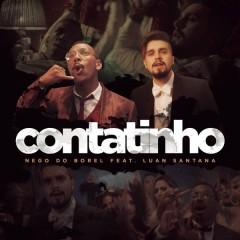Contatinho - Nego do Borel,Luan Santana