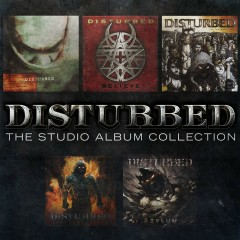The Studio Album Collection - Disturbed