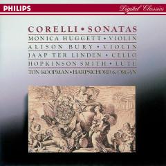Corelli: Sonatas - Monica Huggett, Alison Bury, Jaap ter Linden, Hopkinson Smith, Ton Koopman