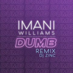 Dumb (DJ Zinc Remix) - Imani Williams, Tiggs Da Author, Belly Squad