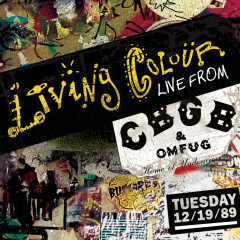 Live from CBGB's - Living Colour