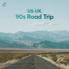 90s Road Trip - Britney Spears, Fools Garden, Spice Girls, Backstreet Boys