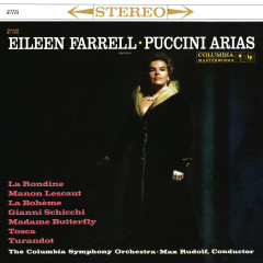 Eileen Farrell Sings Puccini Arias - Eileen Farrell