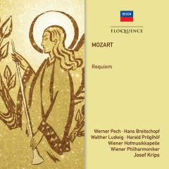 Mozart: Requiem - Josef Krips, Werner Pech, Wiener Philharmoniker, Wiener Hofmusikkapelle, Harald Pröglhöf