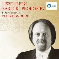 Liszt, Berg, Bartók & Prokofiev: Piano Sonatas - Peter Donohoe
