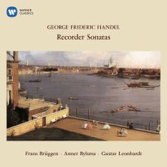 Handel: Recorder Sonatas - Frans Brüggen, Anner Bylsma, Gustav Leonhardt