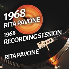 Rita Pavone - 1968 Recording Session