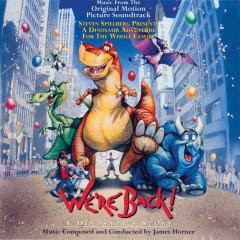 We're Back! A Dinosaur's Story - James Horner
