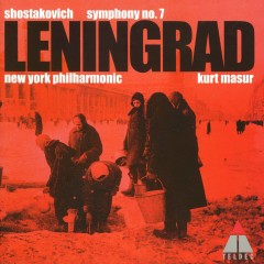 Shostakovich : Symphony No.7, 'Leningrad' - Kurt Masur, New York Philharmonic