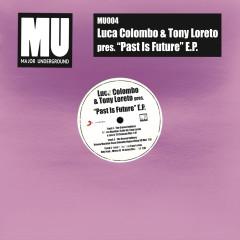 Groove Machine - Luca Colombo, Tony Loreto