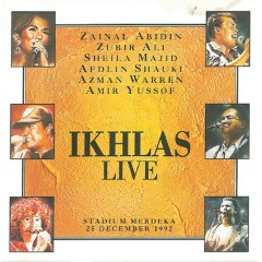 Ikhlas (Live) - Various Artists
