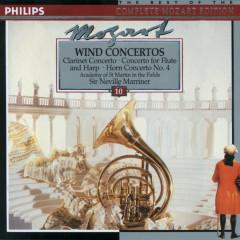 Mozart: Wind Concertos - Timothy Brown, Peter Damm, Irena Grafenauer, Maria Graf, Karl Leister