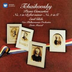 Tchaikovsky: Piano Concertos Nos 1 & 2 - Emil Gilels