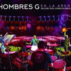 En la arena (Gira 30 anõs y un día / Las Ventas 26 de junio de 2015) - Hombres G