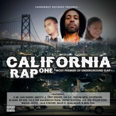 California Rap - Various Artists