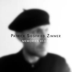 Memories XI-XX - Patrick Siegfried Zimmer